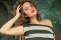 Картинка взгляд, модель, актриса, Drew Barrymore