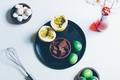 Картинка шоколад, завтрак, маракуйя