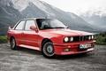 Картинка бмв, купе, BMW, Coupe, E30, 1986