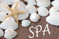 Картинка relax, still life, spa, starfish, seashells, wellness