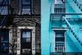 Картинка Нью-Йорк, США, Манхэттен, Первая авеню