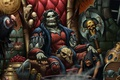 Картинка look, Ork, dungeons and dragons