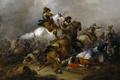 Картинка картина, Атака Кавалерии, Херман ван Лин