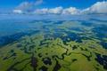 Картинка море, облака, Флорида, США, дельта, Национальный парк Эверглейдс