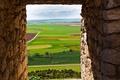 Картинка поле, проем, Испания, Вальядолид