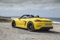 Картинка Porsche, родстер, кабриолет, порше, Boxster, бокстер, 718