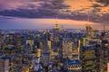 Картинка Manhattan, New-York, Building, Cityscape, Empire, State, Rockefeller