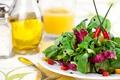 Картинка масло, перец, овощи, салат, бальзамик