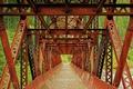 Картинка мост, США, штат Вашингтон, река Уэнатчи