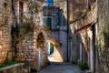 Картинка дом, HDR, Хорватия, Stari Grad