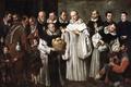 Картинка картина, мифология, Alejandro de Loarte, Чудо Святого Бернарда