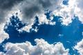 Картинка небо, облака, красота