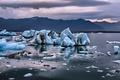 Картинка Frosty, Iceland, Icebergs