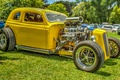 Картинка желтый, двигатель, мощь, hdr, кузов, 1934 CHRYSLER COUPE
