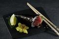 Картинка еда, палочки, Sushi
