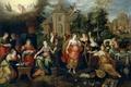 Картинка картина, мифология, Неразумные и мудрые девы, Pieter Lisaert
