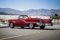 Картинка кабриолет, 1957, Convertible, Oldsmobile, олдсмобиль, Starfire