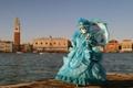 Картинка город, маска, Carnevale di Venezia